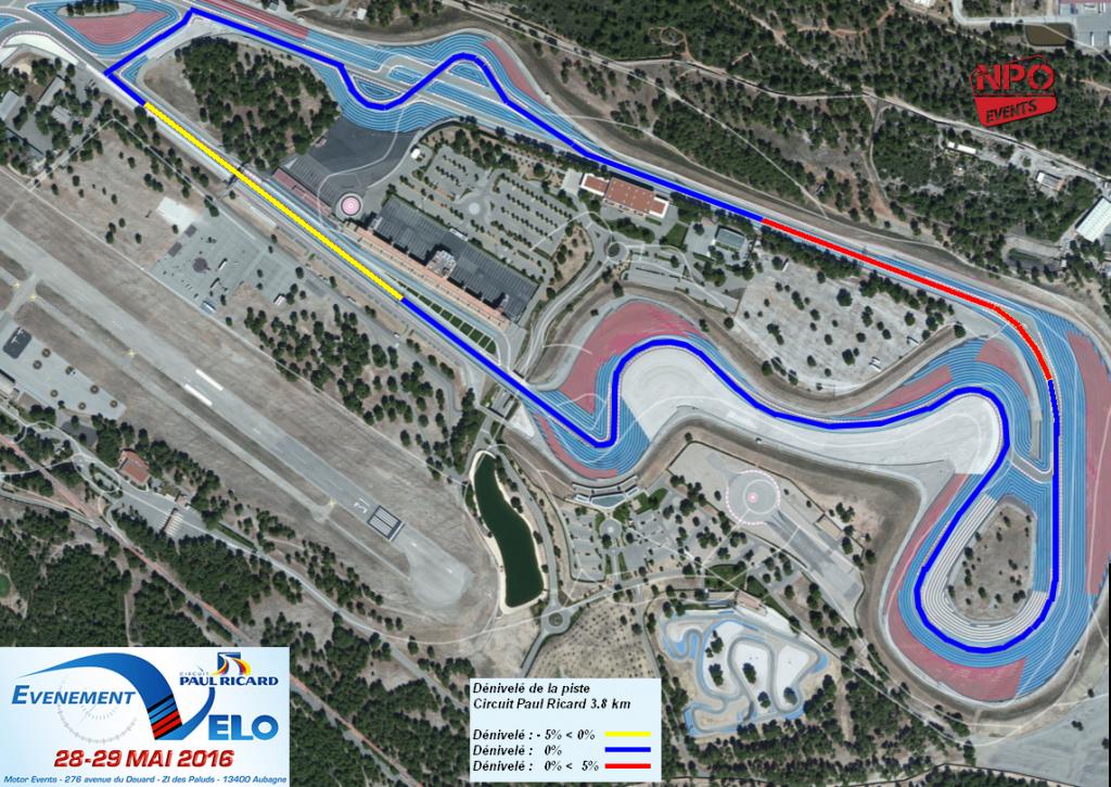 Plan du circuit-EV2016
