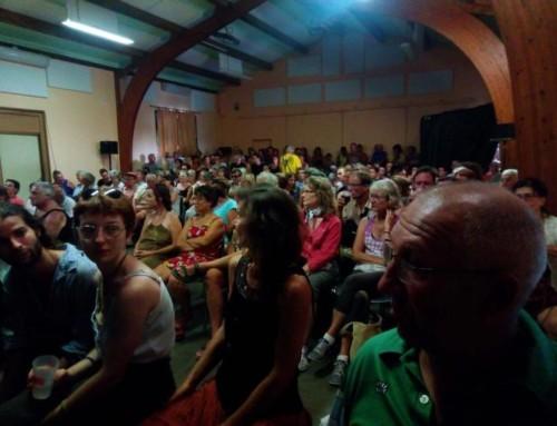 Festival du Roc Castel au Caylar : «éloge du voyage lent»