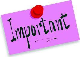IMPORTANT : ERRATUM – Erreur de date pour l'arrivée – A Tour de Bras
